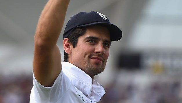 Alastair Cook will go down as England