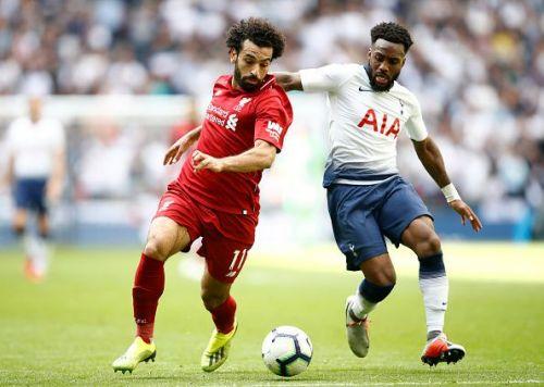 Tottenham Hotspur v Liverpool FC - Premier League