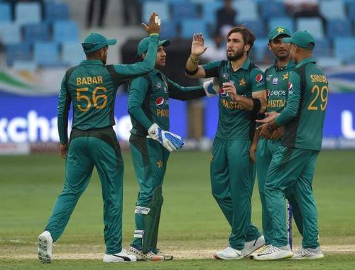 * ASIA CUP -Super Four : Pakistan v Afghanistan