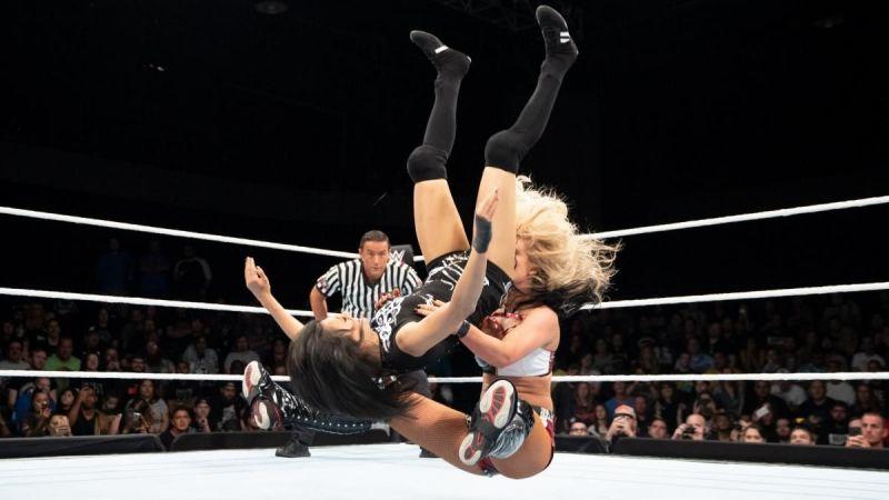 Toni Storm put away Jinny to advance to the next round!