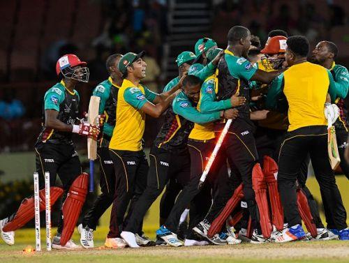 St Kitts & Nevis Patriots v Jamaica Tallawahs - 2018 Hero Caribbean Premier League (CPL) Tournament Play-Off 2