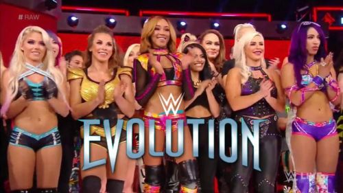 Evolution looks set to be incredible!