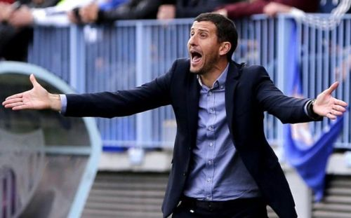 Javi Gracia Wins the Barclays Manager of the Month Award - August 2018