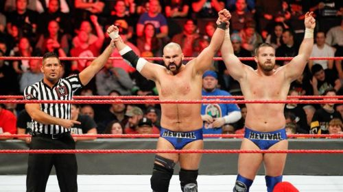 The Revival should be in this match