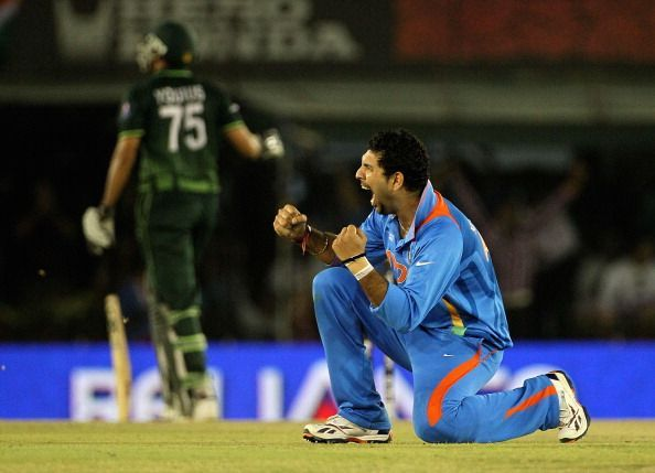 Pakistan v India - 2011 ICC World Cup Semi-Final
