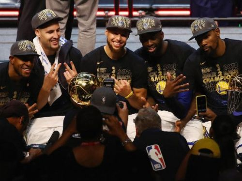 Warriors have won 3 Championships in the last 4 years.