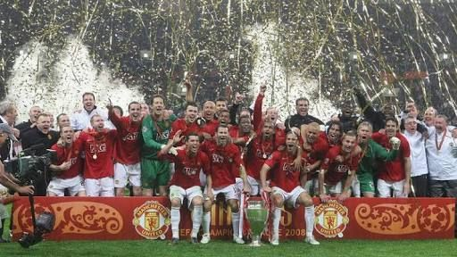 Manchester Uniteds 2008 Champions League Winners Where Are They Now