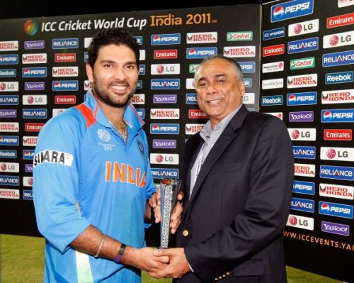 India v West Indies: Group B - 2011 ICC World Cup