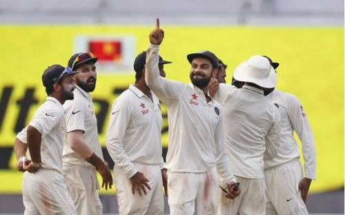 Image result for india's successful run-chases in Test cricket