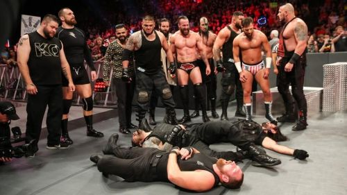 Not the best of weeks for the Shield.