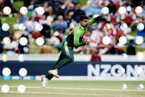 Shadab Khan had a memorable Asia Cup opener