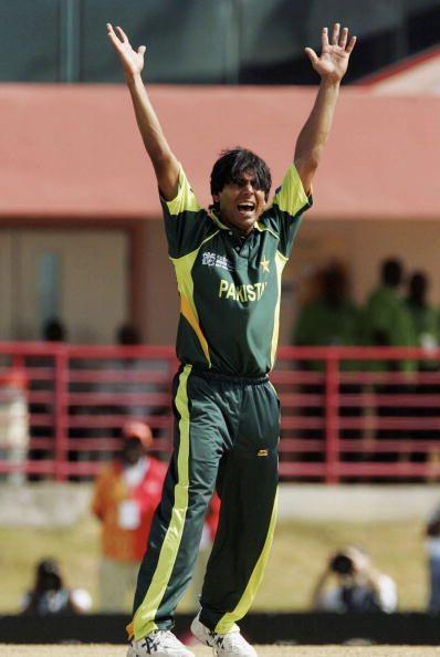 South Africa v Pakistan - Cricket World Cup 2007 Warm Up Match