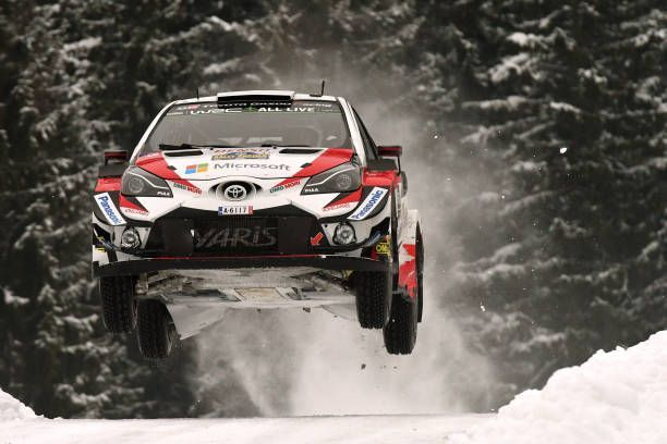 FIA World Rally Championship Sweden - Day Two