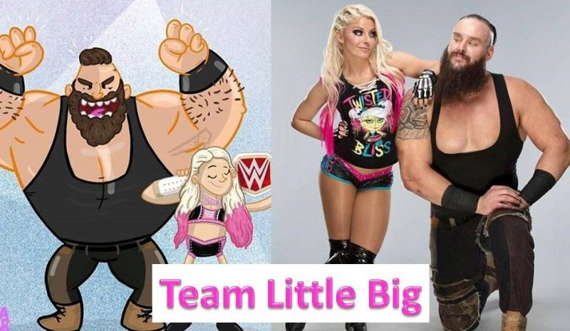 Team Little Big has been one of the most over acts in sports-entertainment this year