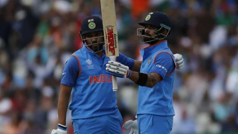 Bangladesh had no answer to Rohit Sharma and Virat Kohli.