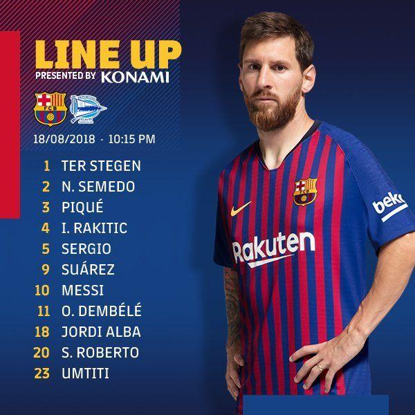 4a7358d4b La Liga 2018 19  Tactical Analysis of Ernesto Valverde s FC Barcelona