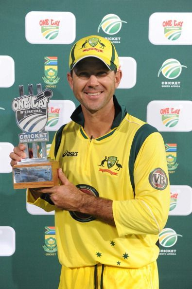 South Africa v Australia - 1st One Day International