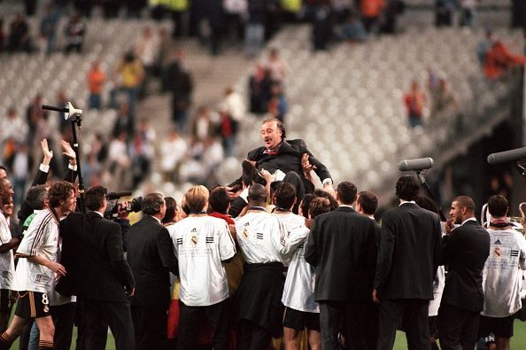 Real UCL 1999-2000