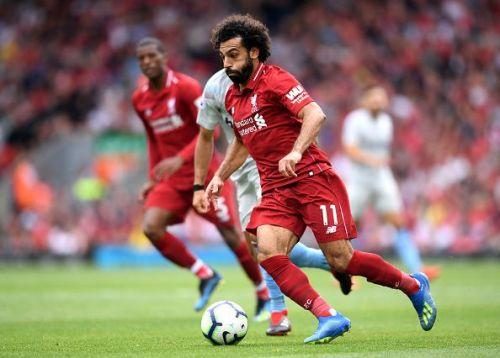 f4648dd049d Liverpool fans raging after EA Sports reveals Mohamed Salah's FIFA ...