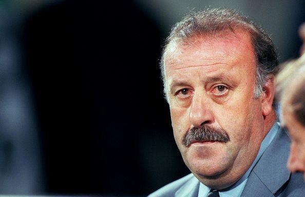 Vicente del Bosque Real Madrid