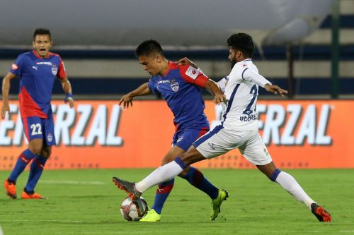 Bengaluru FC started their season by beating last year's title-winners! (Credit: ISL)