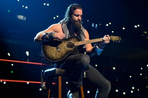 Elias is a really talented wrestler with great mic-skills