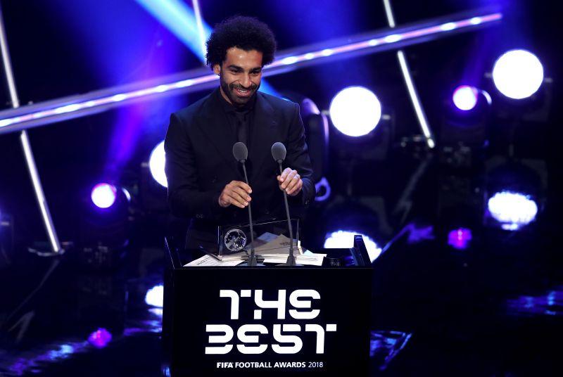 The Puskas award was like a consolation award for Salah