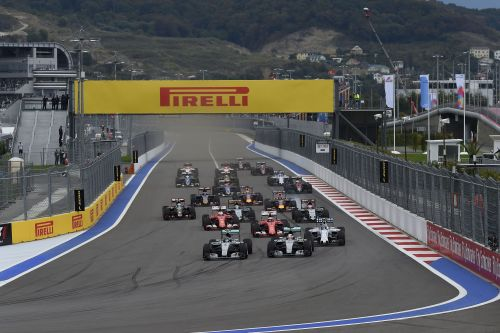 F1 heads to Russia this coming weekend