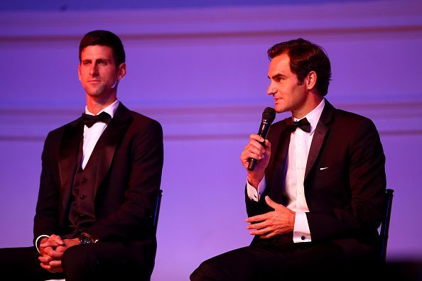 Laver Cup Opening Night