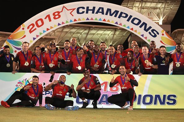 CPL 2018 was an entertaining tournament and Trinbago Knight Riders were crowned champions