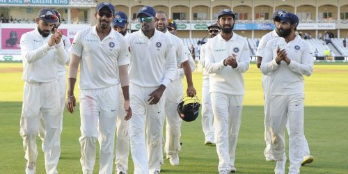 The fast bowlers deserve all the  credit