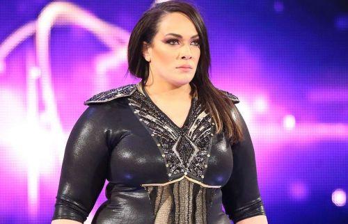 Nia Jax, WWE,