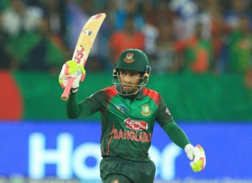Mushfiqur Rhaim played his best ODI innings