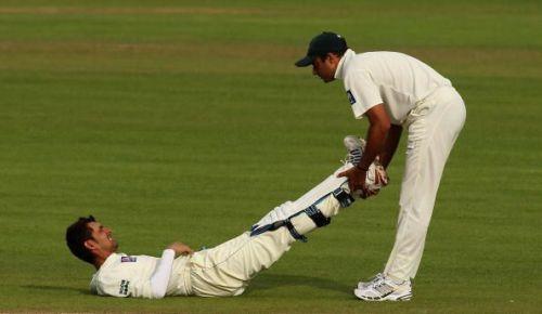 England v Pakistan: 2nd Test - Day Three