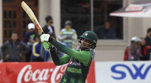 Fakhar Zaman scored a double-ton against Zimbabwe recently