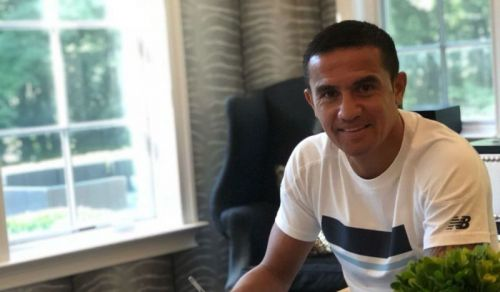 Tim Cahill signed for Jamshedpur FC as their marquee player this season
