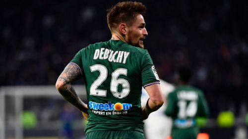 Debuchy beat Neymar to Ligue 1 player of the month in February 2018
