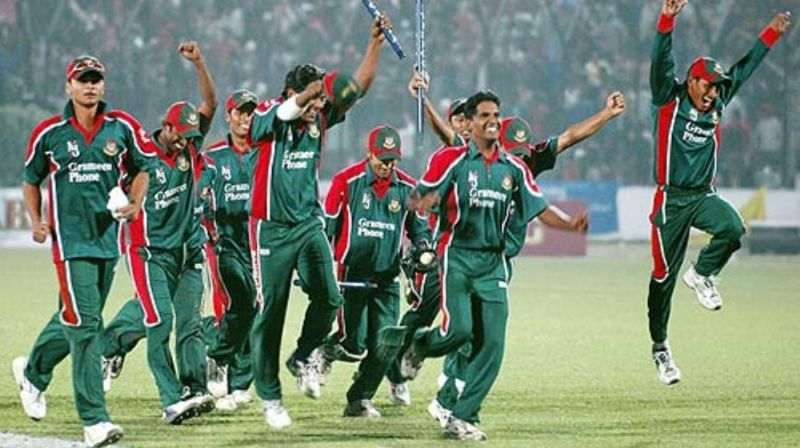This was Bangladesh