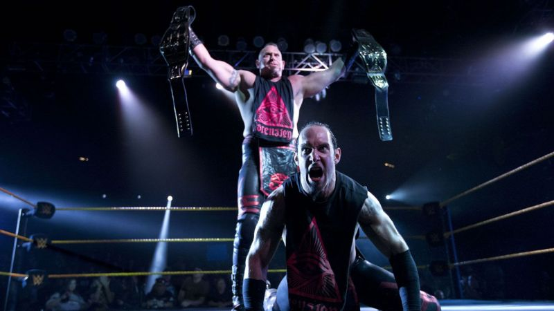 The Ascension are still the longest reigning Tag Team Champions