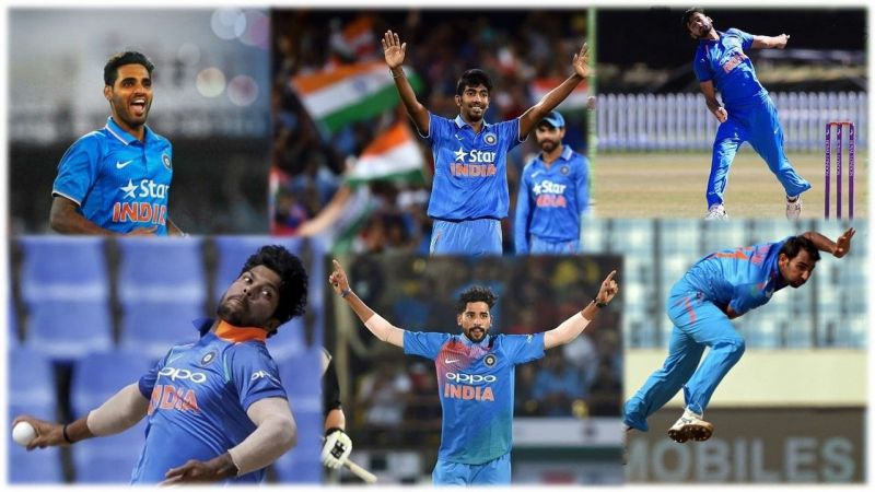 icc cricket world cup 2019 list of probable players to be part of the indian squad