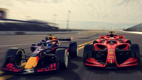 F1's new designs are here Image credits: F1 official