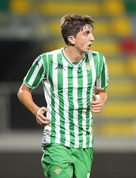 Frosinone Calcio v Real Betis - Pre-Season Friendly
