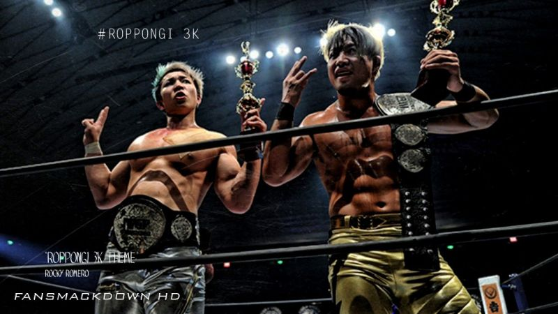 Sho and Yoh won the Super Jr. Tag Tournament while being IWGP Jr. Tag Champions