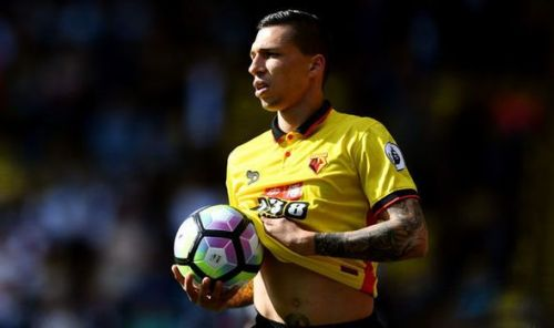 Can Holebas be scarily good in October?