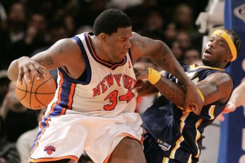 Eddy Curry is arguably one of the biggest draft busts in NBA history.