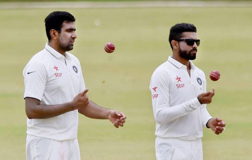 The spin-duo of Ashwin and Jadeja could play in tandem in the Austraila Test series.