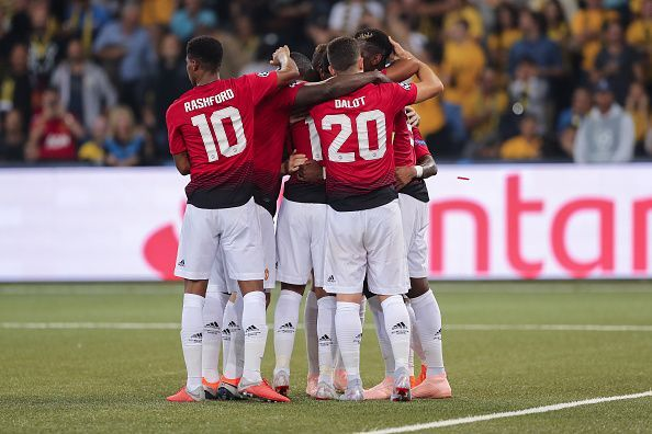 Bsc Young Boys V Manchester United Uefa Champions League Group H