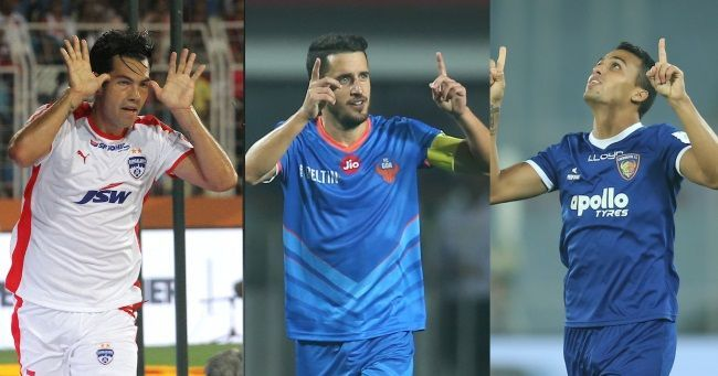ISL 2018-19: Full List of Foreign Players in all ISL Teams