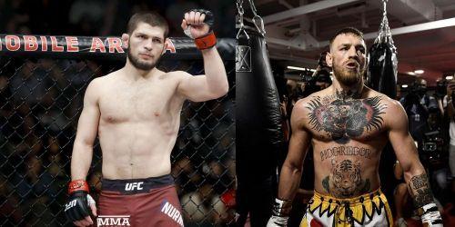 Conor McGregor will face Khabib Nurmagomedov at UFC 229!