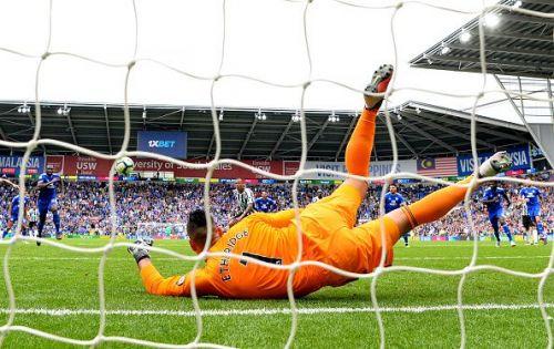 Cardiff City v Newcastle United - Premier League